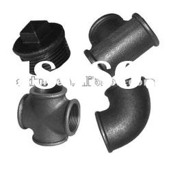 Malleable Iron Pipe Fittings&&black Pipe & Fittings