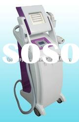 Multifunction Nd: Yag Laser (with ruby) + E light ( IPL + RF) + RF beauty equipment