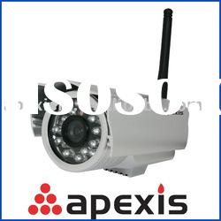 New Arrival Outdoor Wireless IP Camera