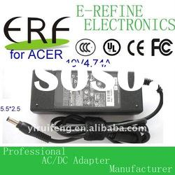 New Laptop power adapter for acer 19v 4.74a 90w charger