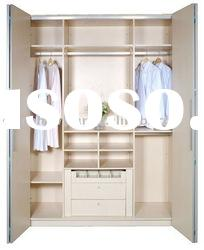 Offer smple bedroom storage wardrobe