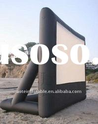Outdoor Inflatable Movie Screen 12'