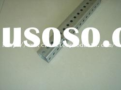 Perforated Galvanized Steel Pole