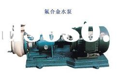 Production of various types of fluorine alloy pump technical parameter: