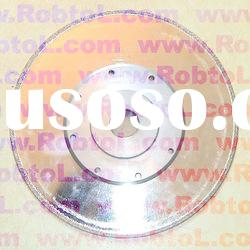 Robtol Electroplated Continuous Rim with Flange Diamond Saw Blade