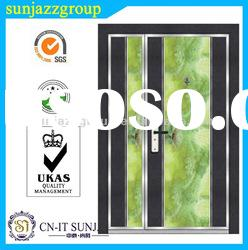 SJ-AF70-3 Steel Double Entry Door
