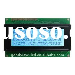 SPLC780D Controller 20*04A Blue screen LCD
