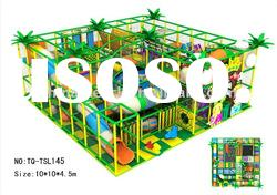 Sensible Indoor Playground TQ-TSL145 indoor playground equipment for sale