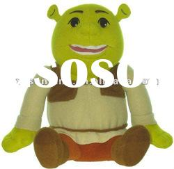 Sherk toy , plush toy,Stuffed toy, animal toy, soft toy, promotion toy,baby toys