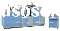 Single side PE coated paper cup machine