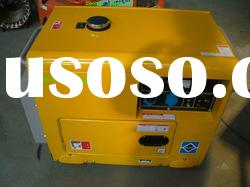 Small Diesel generator set 5KW