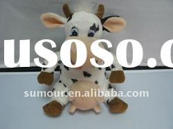 Soft Cow Plush Toy, Various stuffed animal toys