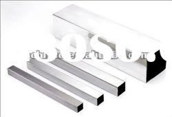 Stainless Steel Decorative Furniture Tube, Square Tube For Stair Handrail