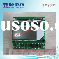 Tunersys mp3 printed circuit board with usb sd card slot TM2601