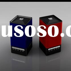 USB power supply rechargeable external battery 3W output rechargeable bluetooth speaker