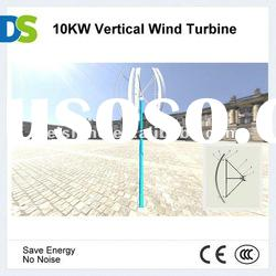 V 10KW vertical axis low rpm wind generator