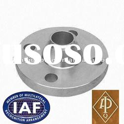 Weld Neck Flange made of stainless steel, carbon steel