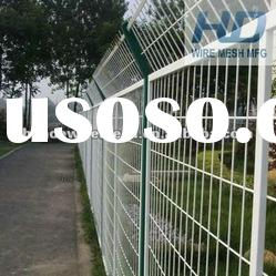 Welde wire mesh panel,Guardrail fence,PVC coated wire mesh fence