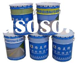 Wholesale reflective road cold paint road marking paint