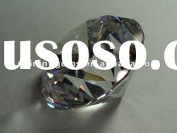 Wuzhou Shininggems Synthetic CZ Gems cubic zirconia for jewelry