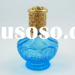aroma oil burner with Glass Bottle MS-FL0071