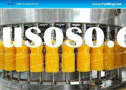 automatic mango juice filling sealing line(3-in-1)