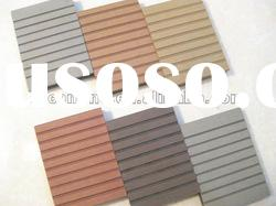balcony flooring hdpe wood plastic