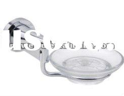 bathroom accessories soap dish with glass