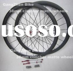 carbon cycle bike wheelset 38mm clincher