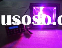 ce rgb dmx control 60w high voltage led flood lights