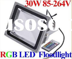 color changing 30w/50w RGB outdoor led flood light