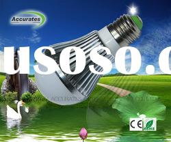 e27 led bulb 1200lm with 5W led bulb light