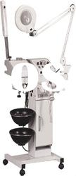facial steamer with timmer/9 in 1 beauty equipment/machine /multifunctional beauty equipment