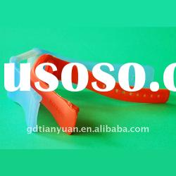 funny liquid silicone wristband,OEM silicone products