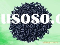 high adsorption Columnar coal based activated carbon for air treatment