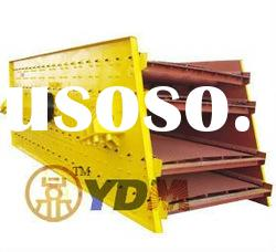 high quality good price vibrating screen with high efferency