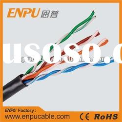 high speed data UTP FTP SFTP CAT5 CAT6 network cable factory