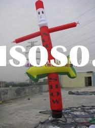 inflatable air dancer, for road direction, advertising inflatable