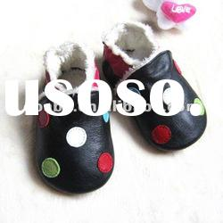 kids leather boots baby winter boots