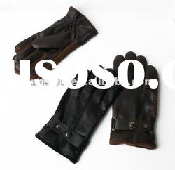 men's leather gloves, leather working glove, leather driving gloves