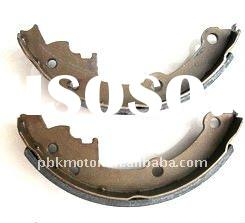 non-asbestos brake shoe S552 same with OE quality