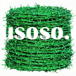 pvc coated weight barbed wire