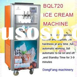 soft serve ice cream machine BingZhiLe720 soft server ice cream machine