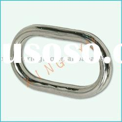 stainless steel ring-marine rigging hardware
