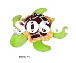stuffed plush pet toy for dogs in animal pattern