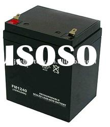 valve-regulated sealed lead acid battery 12V4AH