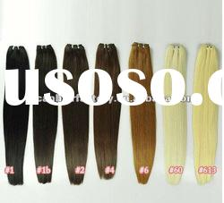 wholesale brazilian hair weave with all color and all length