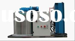 1000kg/day commercial ice maker machines for food preservation and processing
