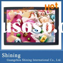 10 inch TFT LCD touch screen digital signage player