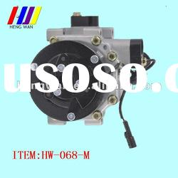 12V car air compressor for CHANGAN BENBEN r134a
